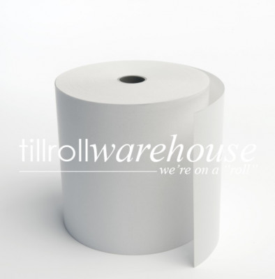 Till Roll 57 x 49 x 12.7mm Core Boxed 40s - 166