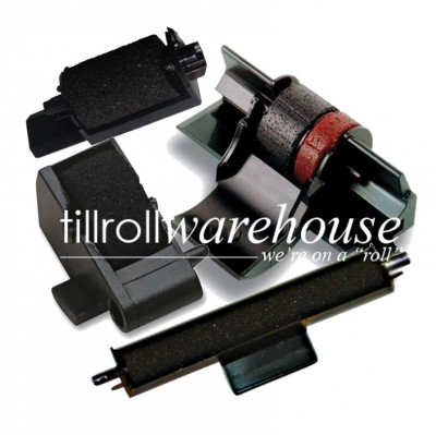 9804 IR/IC Ink Roller Purple Pkd 1 - TRWIR9804
